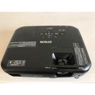 EPSON二手投影機EB-X14G/新品燈泡 /新品遙控器/ 3000流明 /保固90天
