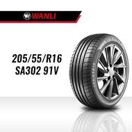 WANLI 205/55/R16 SA302 91V SUV TIRE