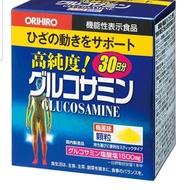 日本ORIHIRO 軟骨素 高純度 葡萄糖胺 30天份 梅味粉顆粒好吞服 預購