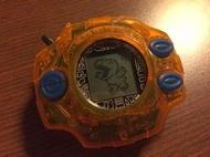 日版神聖計畫 D2 橘色 保存良好 功能正常 數碼寶貝 非復刻版 D-2