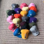 MLB NY LA 47 Brand Hat 洋基隊 道奇隊 硬頂 棒球帽 鴨舌帽