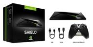 書銷售品牌新最新版本 NVIDIA 盾臨 500 GB AndroidTV-TegraX1 與 NVIDIA 盾 500 GB 4 K 品質的遊戲 L