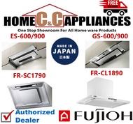 Fujioh Hood  ES-600/900 | GS-600/900  | FR-SC1790 | Free delivery