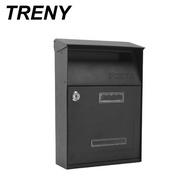 【TRENY】美式經典信箱