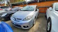 可全額貸 超額貸優質便宜7人座車2006年MAZDA MAZDA5 歡迎洽詢0932171411
