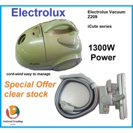 Electrolux Vacuum Cleaner 1300W Z209 Clear Stock