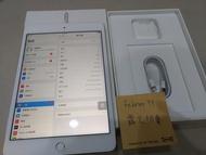[蘋果公司貨保固中]iPad mini4 128GB/WIFI銀色(9.7 PRO 64GB 128G空機)