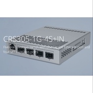 【RouterOS專業賣家】RouterOS/SWOS 10G Switch CRS305-1G-4S+IN 含稅含運