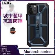 UAG Monarch Designed Case iPhone 12 Mini iPhone 12 / 12 Pro Casing iPhone 12 Pro Max Armor Shockproof Cover