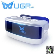 ugp高清vr一體機虛擬現實3d眼鏡4k屏頭戴式ar影院2k游戲機頭盔wifi顯示器 MKS99一件免運居傢館
