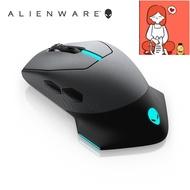 現貨 免運ALIENWARE外星人AW610M無線RGB游戲電競滑鼠5檔調節16000DPI有線高性價比