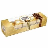 義大利金莎巧克力5粒/3粒裝 (62.5g/37.5g/條)(32元)