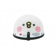 智同 卡娜赫拉 P助 碗公帽 1/2 半頂式安全帽 瓜皮帽 Kanahei LINE貼圖