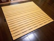防水防滑桑拿踏板客製浴室地板/陽台地板/ 戶外地板/防滑踏板