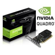 麗臺 Quadro P600 2G DDR5 128bit PCI-E 工作站繪圖卡