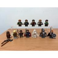 「玩具爽雙」正版 樂高 LEGO 魔戒 遠征隊 亞拉岡 波羅莫 梅里 皮聘 山姆 金靂 勒苟拉斯 等12款合售