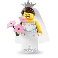 [小星樂高]LEGO 8831 第7代  4.新娘