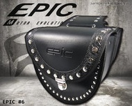 EPIC_馬鞍包|EPIC #6 馬鞍袋 一組(兩邊) 側掛 檔車用 免運『耀瑪騎士生活機車部品』