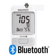 瑞特血糖監測系統統GM700SB,試紙100片+100針+100酒精棉片+主機一台