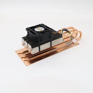 現貨促銷RTX3090電腦顯卡背板純銅散熱片3060 3080顯卡散熱器輔助風冷散