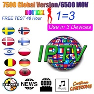 3/6/12/14 Months IPTV Subscription Iptv Stable premium ( 10000+ world channels ) movies/ adult 18+ with Xtream