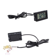 ❤MS  Digital LCD Thermometer House Temperature Sensor Fridge Freezer Thermometer