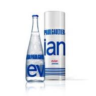 時尚情人。原廠【evian】愛維養 2009紀念瓶 (僅附紀念提袋)