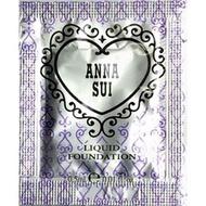 梅子的店╭*安娜蘇【ANNA SUI 魔法肌密防曬粉底液#102自然膚色】試用包*可超取、無摺
