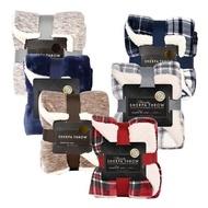 【小如的店】COSTCO好市多代購~Life Comfort 厚絨保暖隨意毯/毛毯(152*177cm)