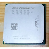 CPU AMD Phenom II X4 965 3.4Ghz 可超頻 四核心 AM3腳位