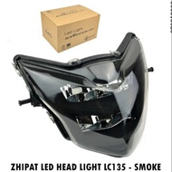 HighqualityZHIPAT Head lamp LC135 100%original