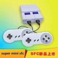 新品SUPER MINI SFC遊戲機NES SFC迷你紅白遊戲機SFC內置400遊戲