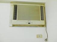 二手[新竹自取] 日立 窗型冷氣 RA-45SB