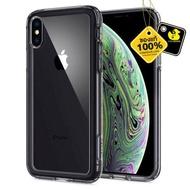 เคส iPhone X / Xs Spigen Crystal Hybrid (จำหน่ายเฉพาะตัวเคส)