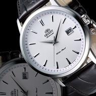 Orient Men Symphony Leather Automatic Watch FER27007W