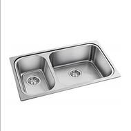 PDK-S8901 PAIDOK 不鏽鋼雙水槽 零利率 熱線:07-7428010