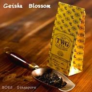 TWG: GEISHA BLOSSOM (CLASSIC GREEN TEA) - LOOSE LEAF TEAS 50g (GIFT)