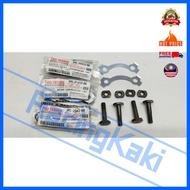 Ori Thai Yamaha RXZ135 RXZ 135 (3XL) Rear Sprocket Bolt Screw Set Lock Washer Set Motorcycle Motosikal Racing Enjin Part