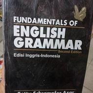 Fundamentals Of English Grammar English Edition