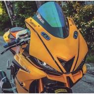 Moto橘皮 R15 v3 大燈罩 前殼罩 車殼 前殼  YAMAHA R15 v2 勁戰 force smax 忍3