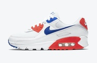 """ร้านอย่างเป็นทางการ NikeAir Max 90""""Ultramarine"""" รองเท้าผ้าใบ ผู้ชายและผู้หญิง รองเท้ากีฬา รองเท้าวิ่ง แท้"""