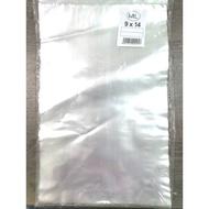 ML Plastic Bag Size 9x14 / 35pcs