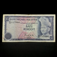 Malaysia RM1 1 Ringgit 3rd Series Banknote K50 117844