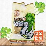 【良金牧場】金門高粱酒糟清香酸白菜6包(600g/包)