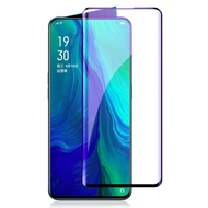 9H Full Cover Anti Blu-Ray Protection Tempered Glass For OPPO Reno Realme 3 5 Screen Protector For OPPO Reno 10X Zoom ACE 3 A9 2020 / A5 2020 Glass Protective Film