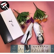 original Puma x BTS Free BTS Photocard Court Star Sneaker