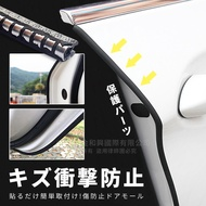 ProtectorS 鋼片防撞保護條 汽車保護條 汽車防撞條 車邊條 側邊條 保護條 彈性防撞條 PVC材質