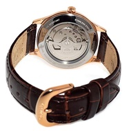 Contracted Nice Orient Automatic RA-AG0017Y10B Dimond Accents Women's Watch