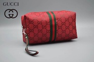 original 2020 new style_Gucci Wallet Men And Women Business Wallet Leather Card Holder Joker Exquisite Small Long Cosmetic Bag For Men And Women