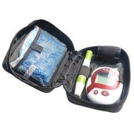 血氧儀收納包   適用血糖儀收納包 血氧儀測試收納袋 口罩酒精胰島素醫用產品便攜 bw5534
